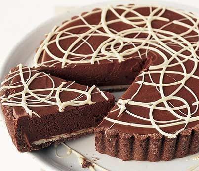 طريقة عمل كريمة الشوكولا بالصور