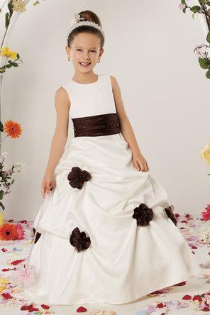 182acd13732cb موديلات العيد للبنات الصغار تركية – فساتين زفاف صغار بنات 2014