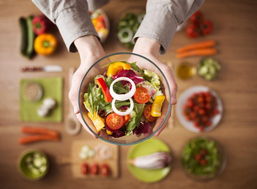 مرض السرطان وأهم الأكلات الصحية