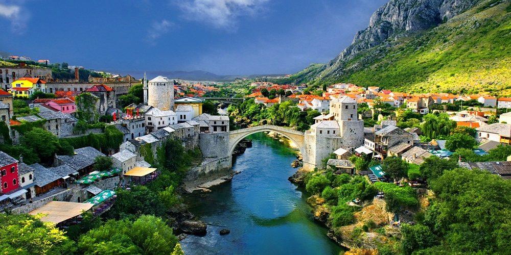 السياحة فى البوسنه