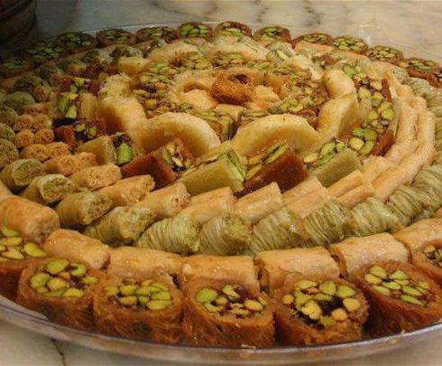 حلويات رمضان صحية جدا