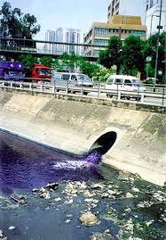 اضرار تلوث المياه
