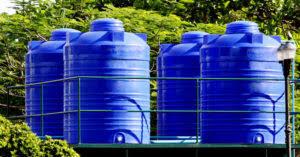 طريقة تصليح خزان الماء البلاستيك