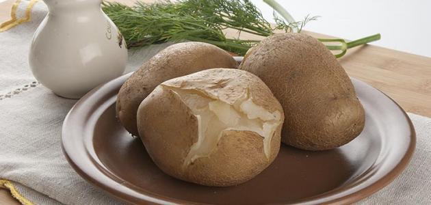 فوائد البطاطس فى الطعام