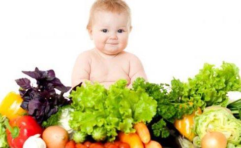 الطعام الصحي للأطفال