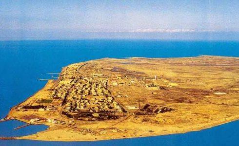 جزر الكويت التسعة