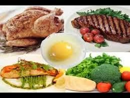اكلات فيها بروتين