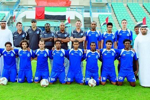 النادي العربي الإماراتي