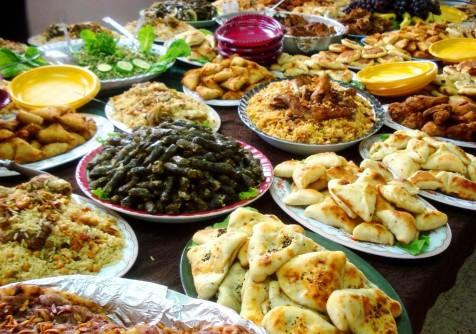 موسوعة اكلات رمضان بالصور لعام 2017
