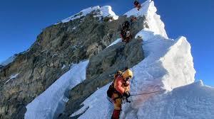 ماذا تعرف عن قمة جبل إيفرست