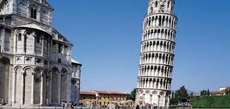 ماذا تعرف عن برج بيزا المائل