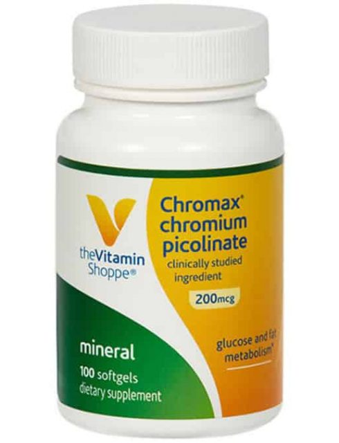 حبوب كروميوم Chromium
