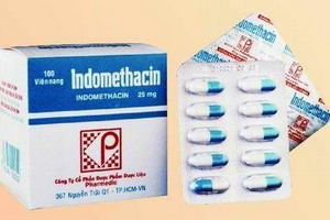 دواء اندوميثاسين Indomethacin لتسكين الألم وعلاج ألتهابات المفاصل