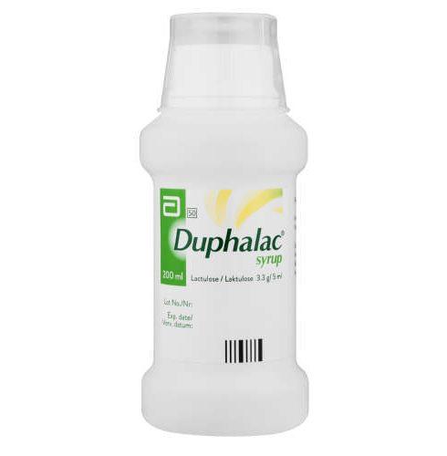 دواء دوفلاك Duphalac لعلاج الإمساك وتسهيل عمليه الإخراج