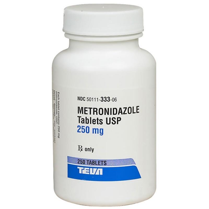 دواء ميترونيدازول Metronidazole مضاد حيوي سريع المفعول