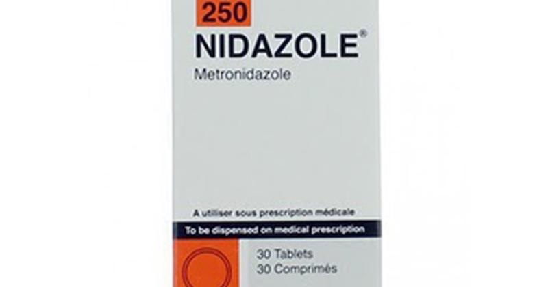 دواء نيدازول Nidazole مضاد حيوي واسع المجال