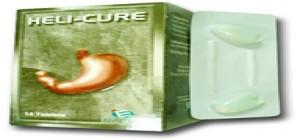 دواء هيليكيور Heli-Cure لعلاج جرثومة المعدة بصورة فعالة