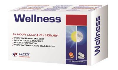 دواء ويلنسWellnessلنزلات البرد