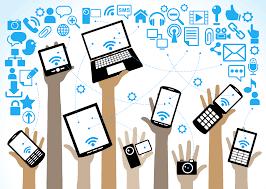 موضوع تعبير عن التكنولوجيا الحديثة