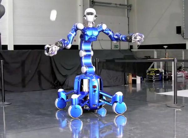 مميزات الروبوت