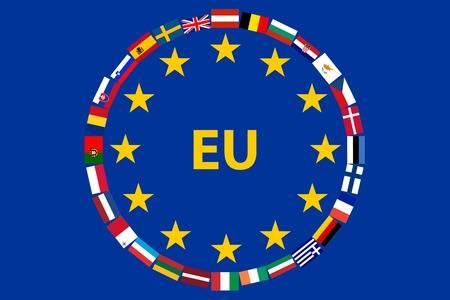 دول الاتحاد الاوروبي و عددها