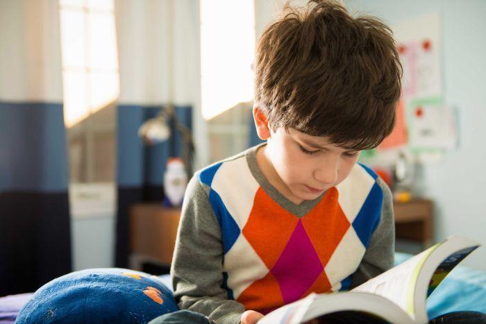 موضوع تعبير عن القراءة للصف السادس الابتدائي قصير