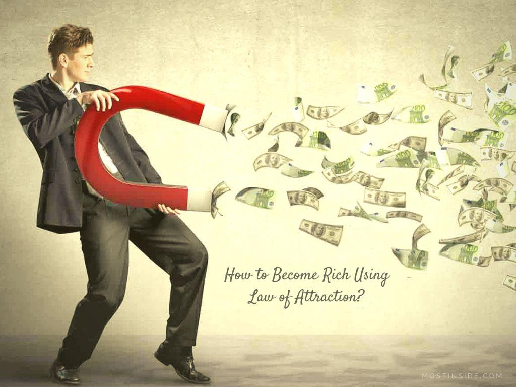 كيف أصبح غنيًا بالحرام