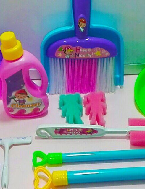 أدوات النظافة