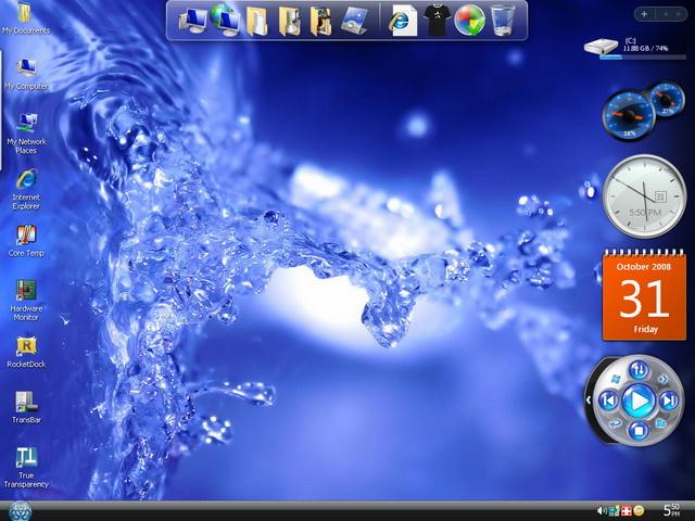 كيف يمكنك تحميل سمات سطح المكتب الى نظام Ubuntu