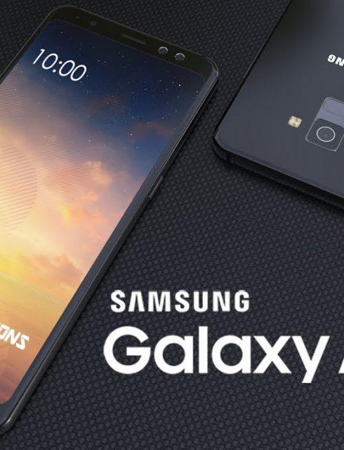 هاتف Samsung Galaxy A7 2018