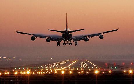 اسماء خطوط الطيران