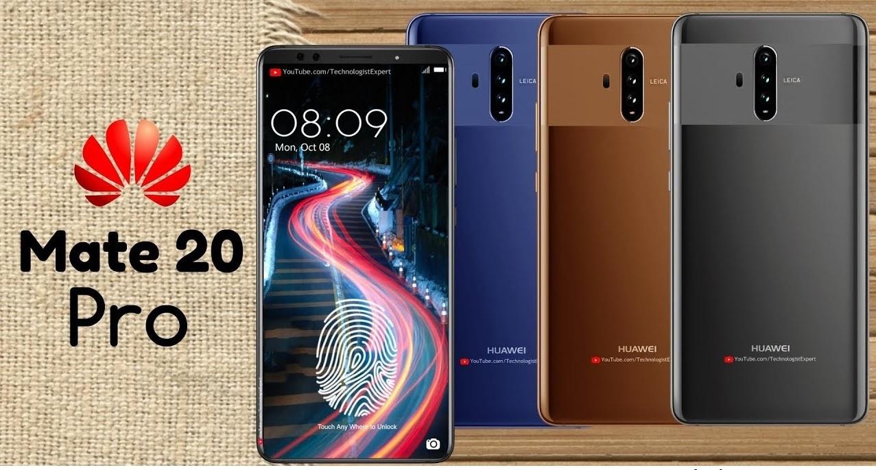 هواتف Huawei Mate 20 / Huawei Mate 20 Pro
