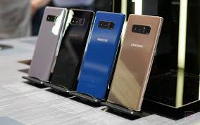 هاتف Samsung Galaxy Note 9