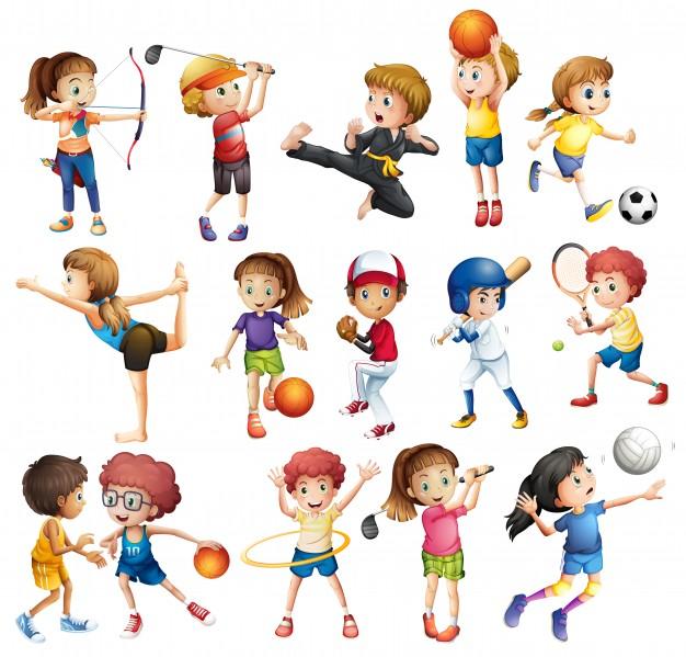 أنواع الرياضة