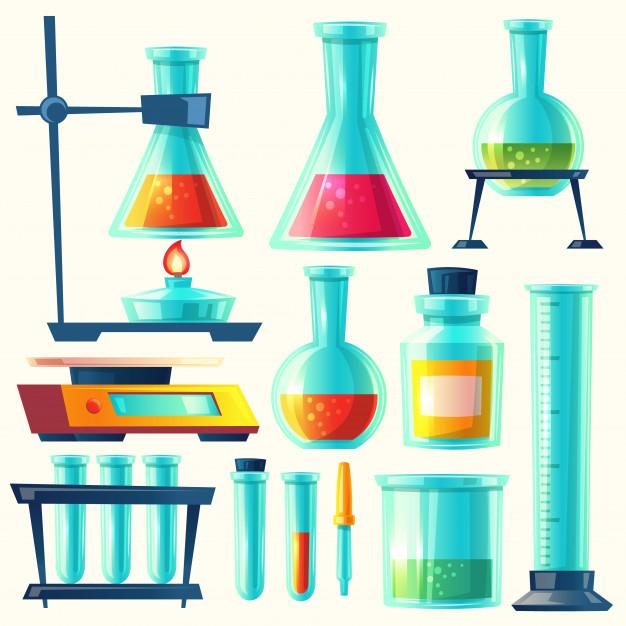 انواع الأجهزة الكيميائية