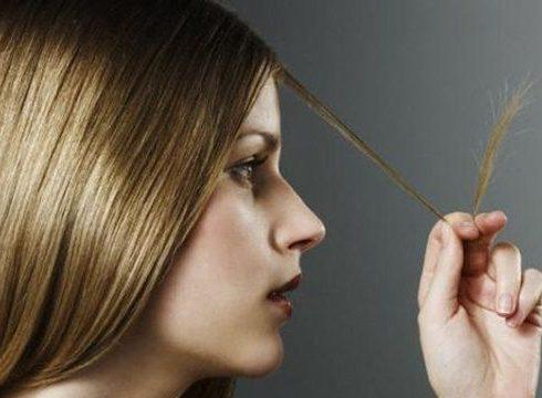 مواصفات الشعر الجاف
