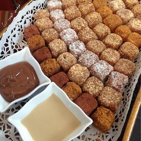 حلويات سعودية شعبية