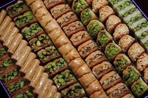 طريقة عمل حلويات رمضان السورية