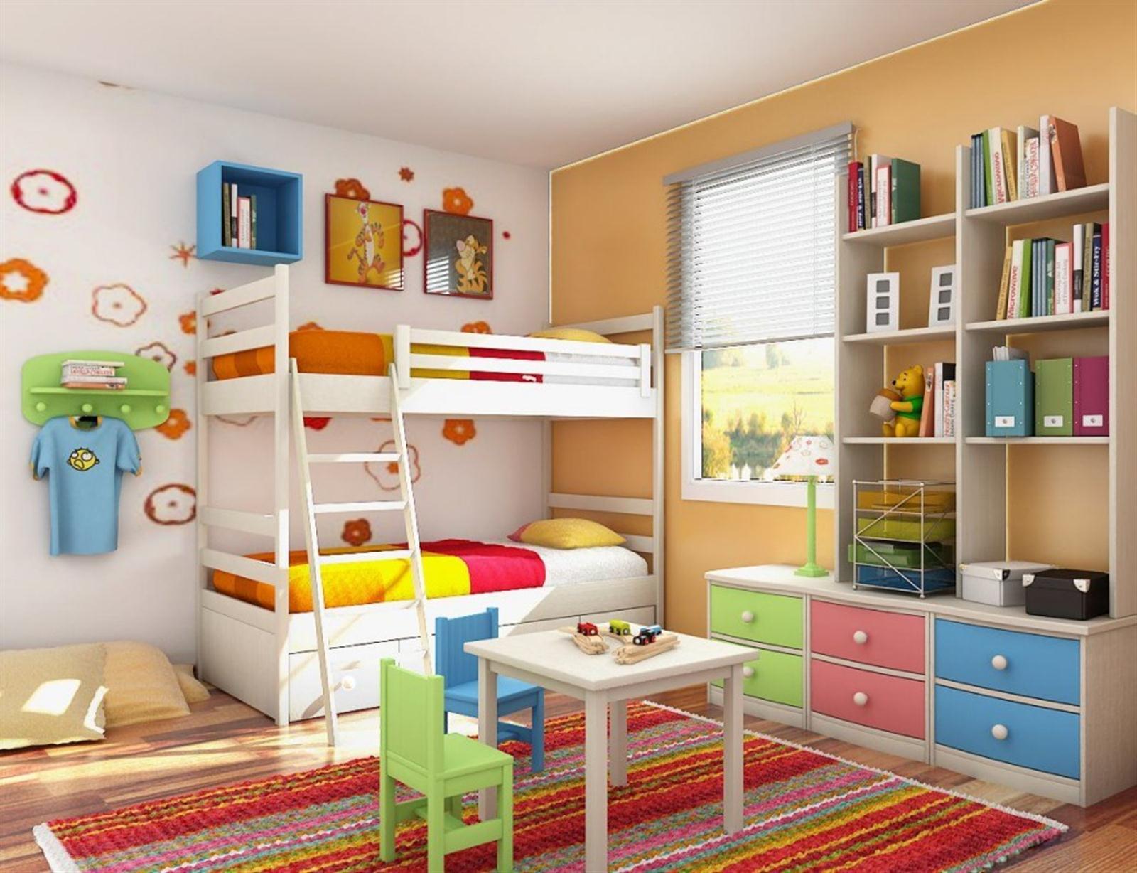 غرف أطفال 2018