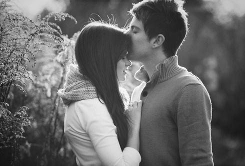الرومانسية بالصور والكلمات