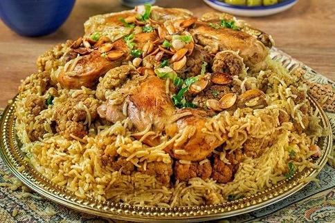 طريقة عمل المقلوبة الكويتية