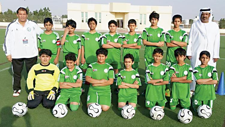 نادي فلج المعلا الإماراتي
