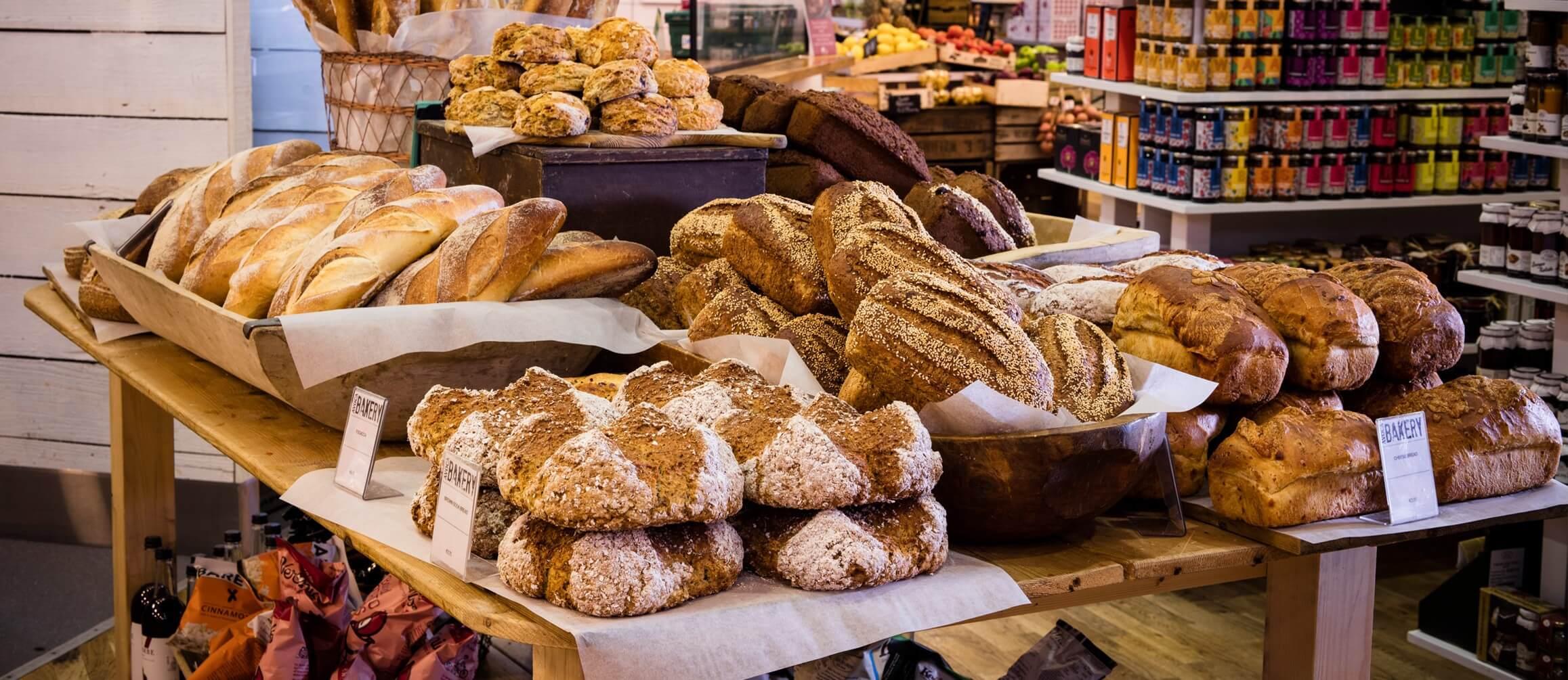 دراسة جدوي مشروع مخبز وحلواني