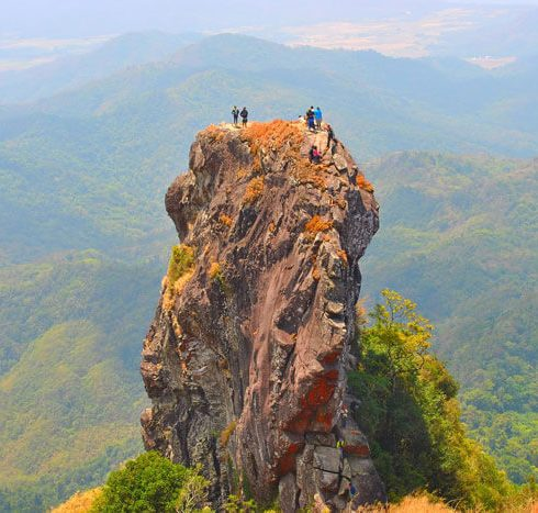 أطول جبال في الفلبين