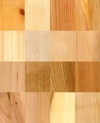 انواع خشب المطبخ بالصور