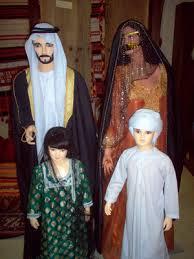 اللباس التقليدي في الإمارات
