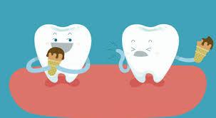 أكل يقوي الأسنان