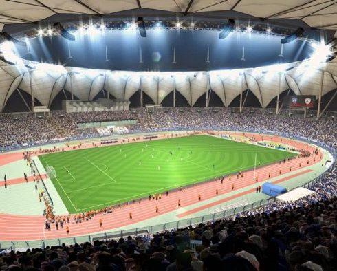 ملاعب كأس آسيا