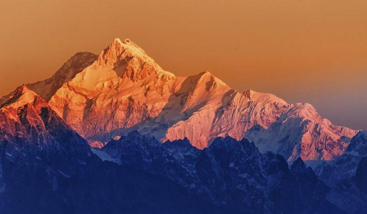 أطول الجبال وأكثرها هيبة في الهند