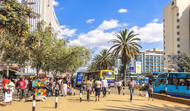 أكبر المجموعات العرقية في كينيا